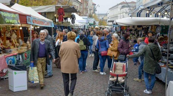 Fiera d'ottobre 2017 a Rovigo (foto Donzelli)