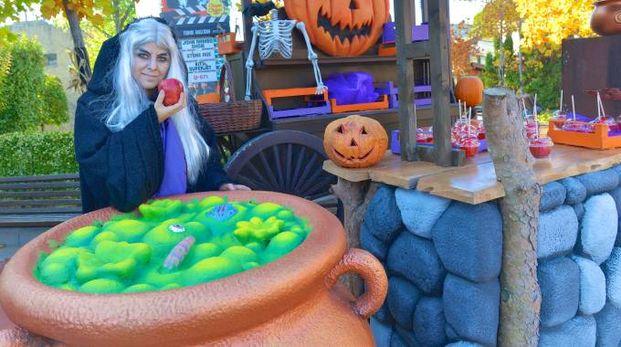 Halloween a Movieland