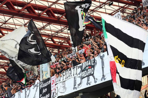 Il Cesena pareggia 3-3 col Foggia (foto Ravaglia)