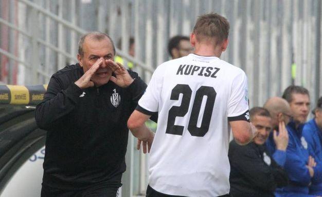 Castori urla con Kupisz (foto Ravaglia)