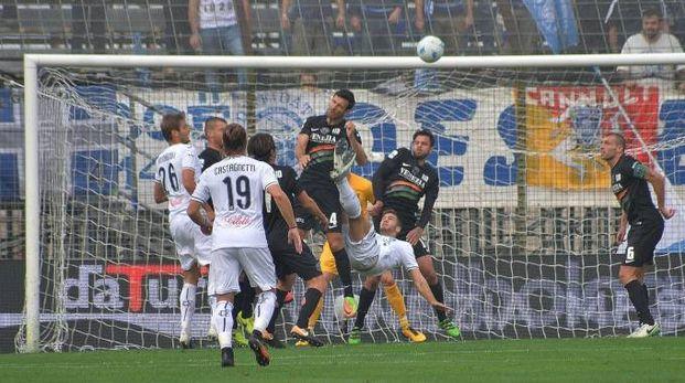Venezia-Empoli 1-0, un attacco empolese (LaPresse)