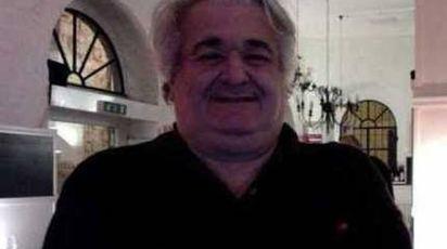 Domenico Esposto, 63 anni. Era stato ricoverato dopo un ictus