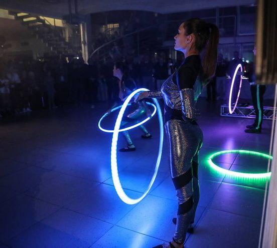 L'emozionante spettacolo dei Lux Arcana direttamente da Italia's Got talent (Fotoprint)