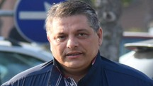 Il neopresidente del Modena fc, Aldo Taddeo