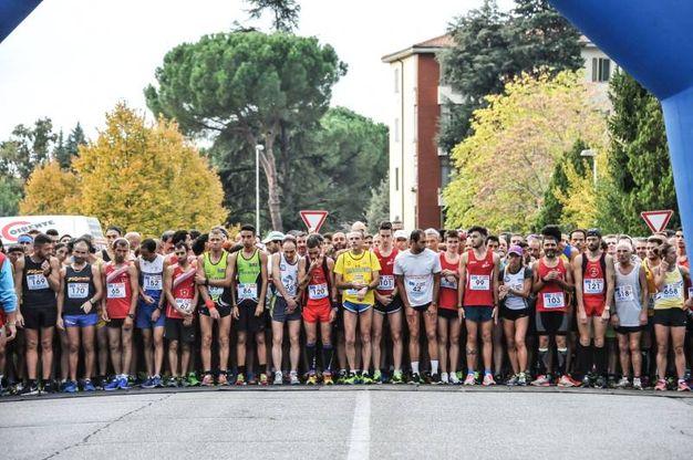 Podismo, il trofeo Le Panche (foto Germogli)