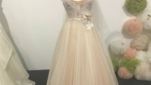 Il vestito da sposa da fiaba