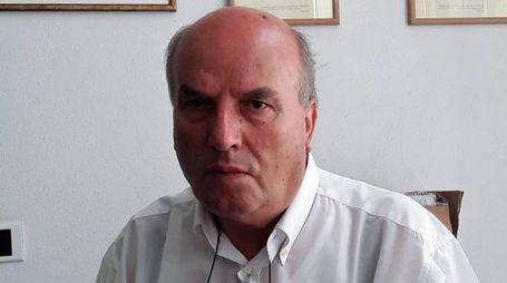Don Romano Maltinti, parroco di Santa Croce