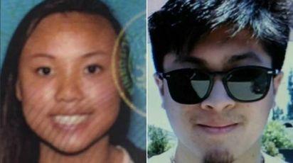Rachel Nguyen e Joseph Orbeso