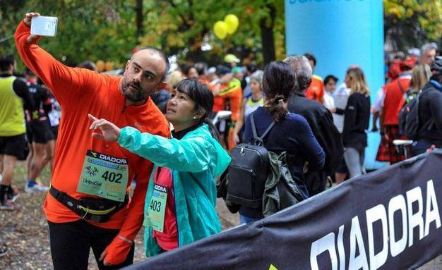 Maratona di  Lucca (Regalami un sorriso onlus)