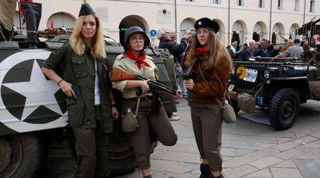 La parata militare (foto Corelli)