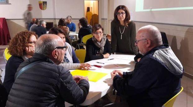 I tavoli elettorali con Ilaria Scaccabarozzi