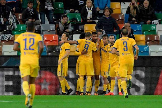 Udinese-Juventus 1-1, Khedira (Afp)