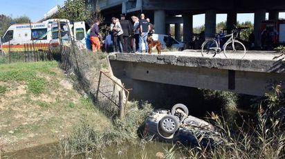 I soccorsi in via delle Lame a Stagno  (Foto Novi)