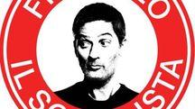 L'immagine del profilo Facebook di Fiorello con 'Il Socialista' nuovo programma