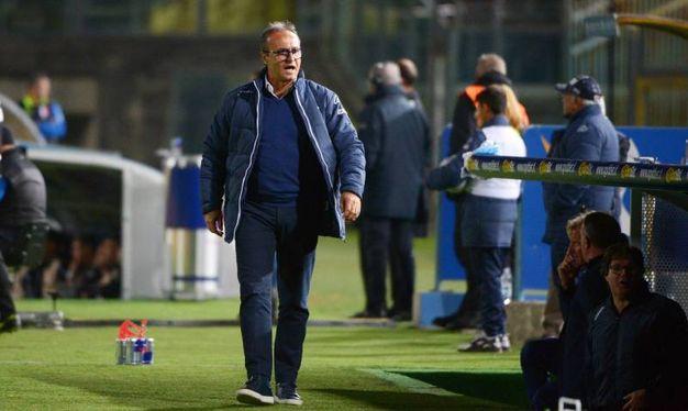 L'allenatore del Brescia Marino (La Presse)