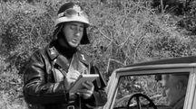 Alberto Sordi nel film 'Il vigile'