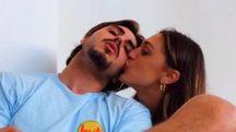 Cecilia Rodriguez e Francesco Monte (Instagram)