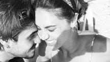 Francesco Monte e Cecilia Rodriguez (Instagram)