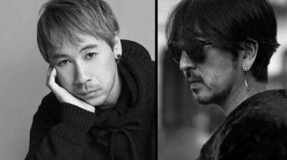 Jun Takahashi e Takahiro Miyashita