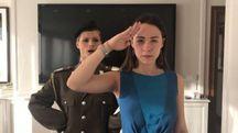 Michelle Hunziker e Aurora Ramazzotti (Instagram)