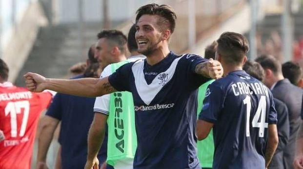 Torregrossa ha fatto il suo esordio stagionale negli ultimi secondi della partita col Bari
