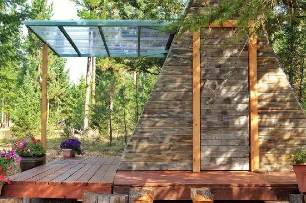 costruire fai da te una piccola casa di legno magazine ForCostruire Una Piccola Casa Da Soli