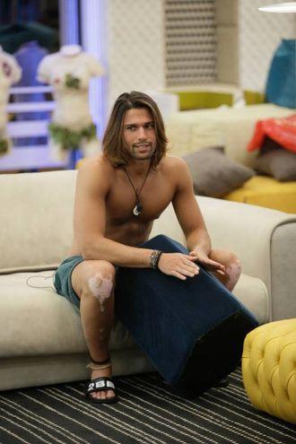 Grande Fratello Vip 2, Luca Onestini