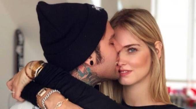 Chiara ferragni incinta la conferma sono di 5 mesi - Instagram messaggio letto ...