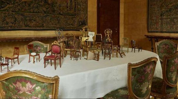 Miniature in mostra a Milano