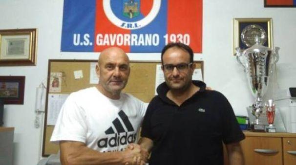 Il dg Filippo Vetrini col tecnico Favarin
