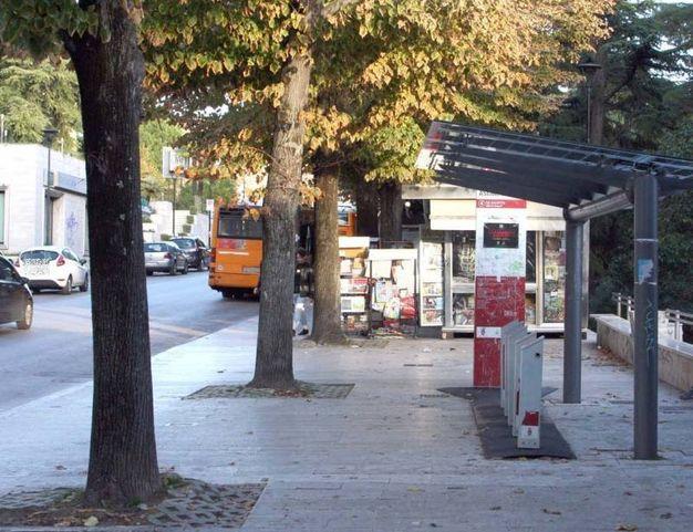 Viale De Gasperi (foto LaBolognese)