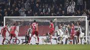 Juventus-Spal (foto Lapresse)