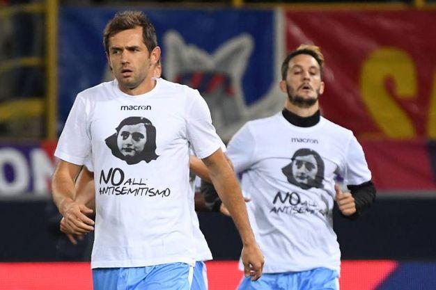 L'iniziativa è stata presa dopo gli episodi antisemiti di Lazio-Cagliari (Ansa)