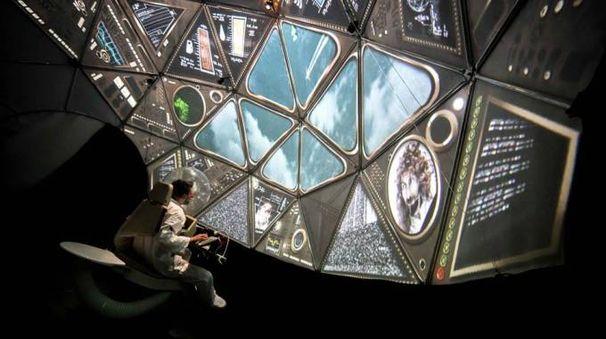 'Juri the Cosmonaut', uno degli spettacoli proposti da 'Bologna Città di Circo'