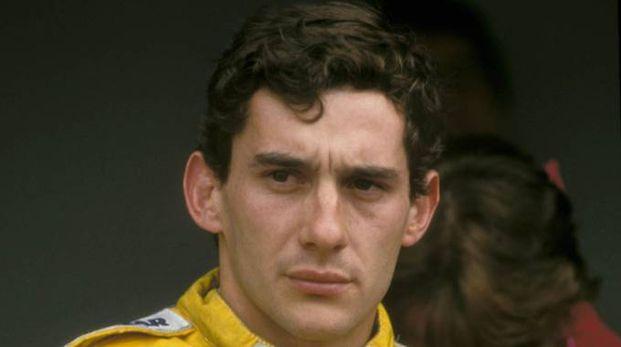 L'indimenticabile campione di F1 Ayrton senna