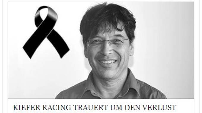 Stefan Kiefer, manager tedesco di Moto2 (Facebook)