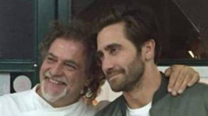 Jake Gyllenhaal a Crema