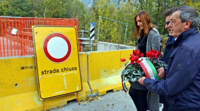La commemorazione a un anno dalla tragedia