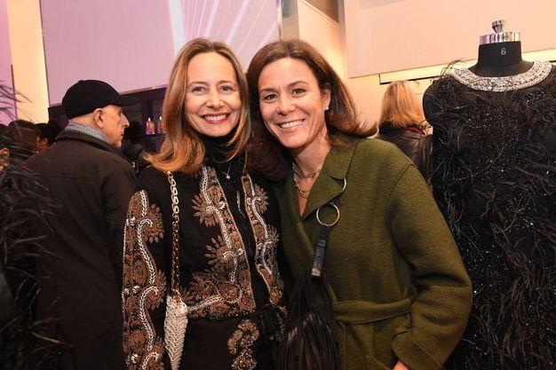 Daniela Berti e Alessia Ragusa (foto Schicchi)