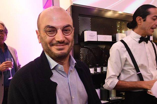 L'assessore Davide Conte (foto Schicchi)