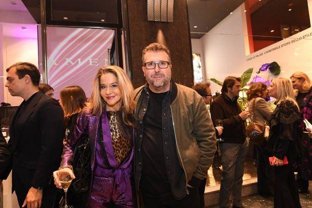 Eva Robin's e Jacopo Tonelli (foto Schicchi)