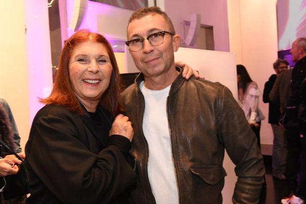 Giorgia Rapezzi e Gherardo Tonelli (foto Schicchi)