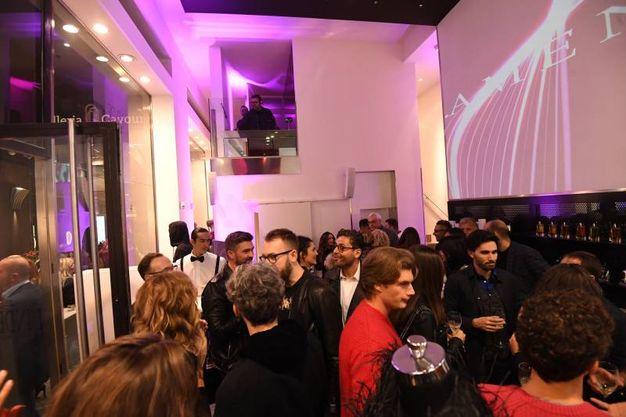 Serata alle Inde le Palais di Galleria Cavour (foto Schicchi)