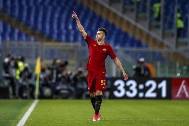 Roma-Bologna, è finita 1-0 (foto Ansa)