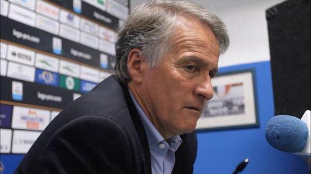 Mister Tesser ha lodato lo spirito di reazione dei suoi giocatori dopo il 3-3 col Perugia