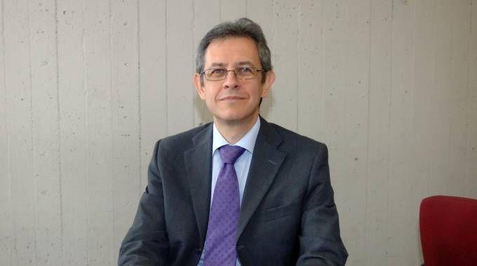 L'assessore Giuseppe Bottasini