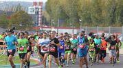 La manifestazione podistica internazionale inserita nel calendario ufficiale della Federazione Italiana di Atletica Leggera (foto Isolapress)
