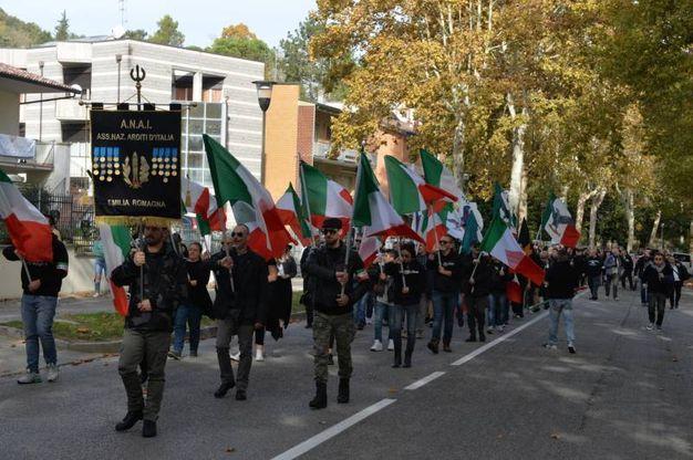 Bandiere (foto Frasca)