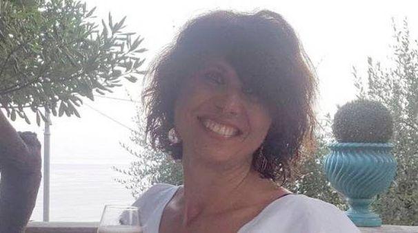 Roberta Borin, 50 anni, farmacista, moglie del sindaco di Villanova del Ghebbo Desiati