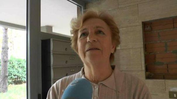 Parla la sorella dell'anziana vittima del violento scippo